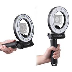 Waterproof Diving 3 Mode LED Fill Video Light for Sports Act
