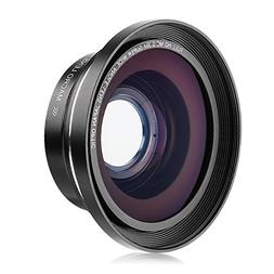Kenuo 37mm 0.39X Full HD Wide Angle Macro Lens with 37mm to