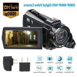 wifi 4k hd 1080p 48mp digital video