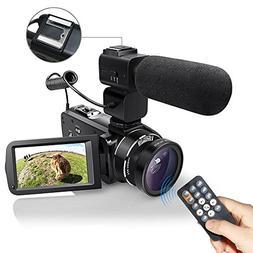 Clearance! Digital Camera Camcorders WiFI Full HD 1080P Digi
