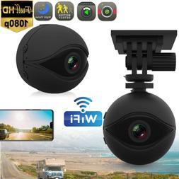 WiFi <font><b>Hidden</b></font> 1080P FHD Mini CAR dash cam