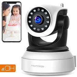 APEMAN WiFi IP Camera 720P Wireless Home Security Surveillan
