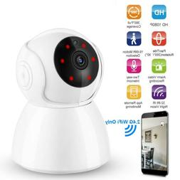 WiFi Security Video Camera Baby Pet Monitor Smart 1080P Webc