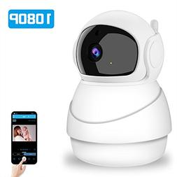 Oxyland Wireless Camera 1080P for Home Security Indoor WiFi
