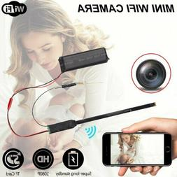 Mini WIFI 1080P Spy Hidden IP Camera Wireless DV DVR NVR Nan