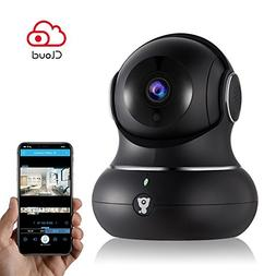 Littlelf Wireless Home IP Security Camera - WiFi Indoor IP C