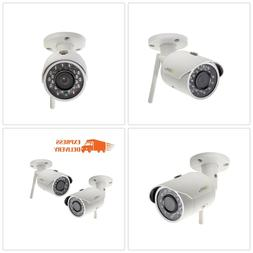 Q-see 3MP Wireless Indoor/Outdoor Bullet Security Camera w/