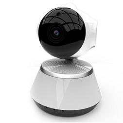 Wireless Security Camera - WiFi Home Surveillance 2.4G IP R