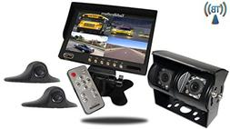 Tadibrothers 9 Inch Wireless Ultimate RV Backup Camera Syste