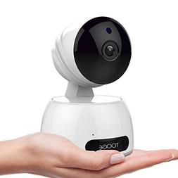 Wireless Wifi Security Camera by Tooge, IP Camera 720P HD In