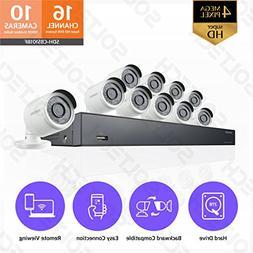 Samsung Wisenet SDH-C85101BF 16 Channel 4MP Super HD DVR Vid