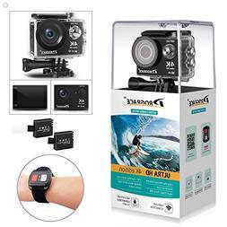 DROGRACE WP350 Sports DV Camera Wifi Video Action Camera Wat