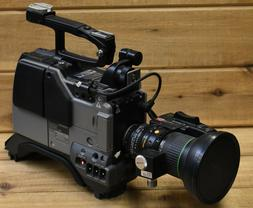 Panasonic WV-F500 Color Video Camera with Canon Macro TV Zoo