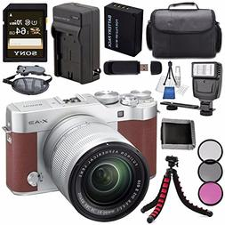 Fujifilm X-A3 Digital Camera w/ 16-50mm Lens  16531647 + NP-