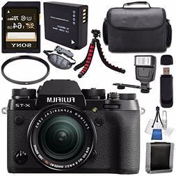 Fujifilm X-T2 Mirrorless Digital Camera 18-55mm Lens 1651931