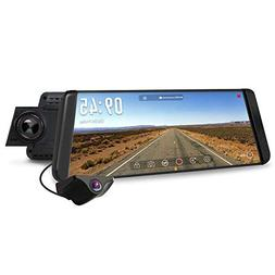 AUTO-VOX X2 Mirror Dash Cam with 9 88