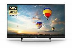 "Sony XBR-49X800E 49"" Class LED 4K Ultra High Definition HDR"