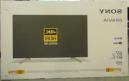 "Sony XBR-65X850F 65"" XBR Ultra HD 4K HDR10 & HLG 120Hz LED S"