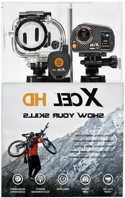 SpyPoint Xcel HD Action Sport Video Camera Combo