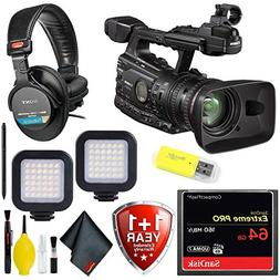 Canon XF300 Professional Camcorder + 64 GB Extreme Pro CF Ca
