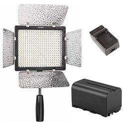 YONGNUO YN-300 II YN300II YN300 II Professional LED Camera/V