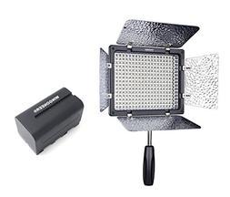 Yongnuo YN-300 III YN300 III Pro LED Video Light 3200K-5500K