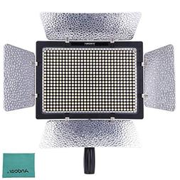 Yongnuo YN-600L Studio LED Video Light Lamp Panel 600 LED Be
