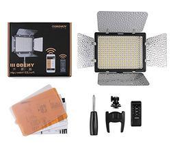 YONGNUO YN300 III YN-300 III LED Camera Video Light with 550