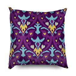 Shorping Zippered Pillow Covers Pillowcases 16X16 inch Chic